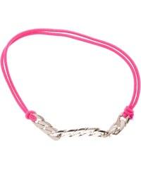 Benetton Bracelet élastiqué - rose