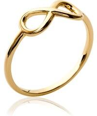 Girly Boudoir Infini - Ring - mit 750er Goldplattierung