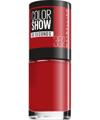 Maybelline Nr. 352 - Downtown Red Color Show Nagellack 1 Stück