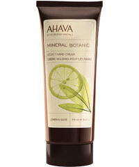 AHAVA Lemon & Sage Handcreme 100 ml