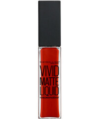 Maybelline Nr. 25 - Orange Shot Vivid Matte Liquid Lipstick Lippenstift 8 ml