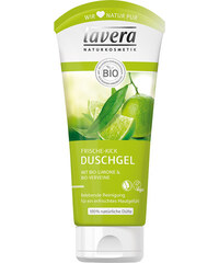 lavera Sprchový gel Lime Sensation 200 ml