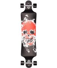 SPORTPLUS Sportplus Longboard Extreme Concave Lowrider Smokeskull SP-SB-108 schwarz