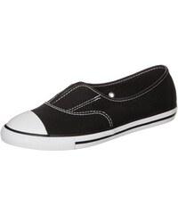 Chuck Taylor All Star Cove Slip OX Sneaker Damen Converse schwarz-weiß 6 US - 37 EU,6.5 US - 37.5 EU,7 US - 38 EU,8 US - 39 EU,8.5 US - 40 EU,9 US - 40.5 EU