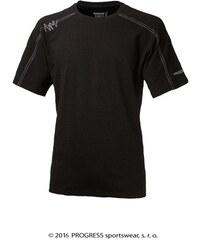 Progress Mentor pánské bambusové tričko (černá)