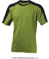 Progress Mentor pánské bambusové tričko (zelená)