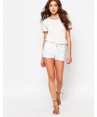 Blend She - Short pastel - Blanc - Blanc