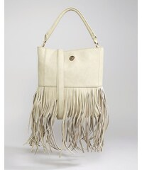 Little Mistress - Sac frangé - Gris