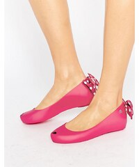 Melissa - Ultragirl - Chaussures plates Minnie - Rose