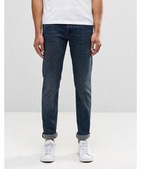 Reiss - Jeans mit enger Passform - Schwarz