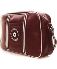 Ben Sherman Original Target Flight Bag - Sac de voyage - bordeaux