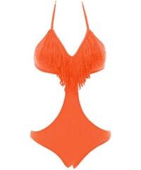 Banana Moon Showby Squaw - Trikini - orange