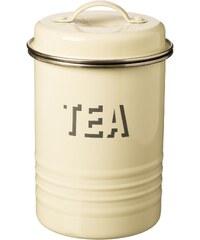 Typhoon Vintage - Boîte à thé - crème