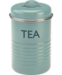 Typhoon Vintage - Boîte à thé - bleu