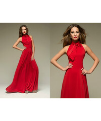 1001šaty šaty Lovely Red D
