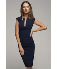 1001šaty šaty Terry Blue