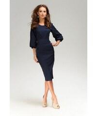 1001šaty šaty Arina Blue
