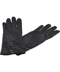 Jadi Dámské společenské rukavice krajka černá