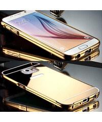 Lesara Metallic-Schutzhülle für Samsung Galaxy S5/S6 - Gold - Samsung S6