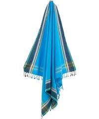 Vivonia Osuška / pareo Ashan Blue, 100x178 cm