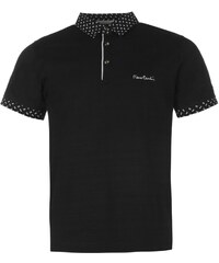 Polokošile pánská Pierre Cardin Textile Black
