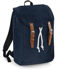 Vintage batoh - Námořnická modrá univerzal