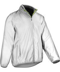 Funkční reflexní bunda - Reflexní bílá XS