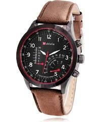 Womage Exclusive M20 - hnědé pánské hodinky