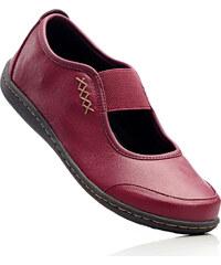bpc selection Ballerines rouge chaussures & accessoires - bonprix