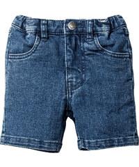 John Baner JEANSWEAR Bermuda en jean, T. 80-134 bleu enfant - bonprix
