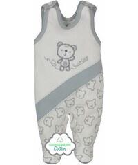 KOALA | Malí Medvídci | Kojenecké BIO dupačky Koala Malí Medvídci béžové | Béžová | 68 (4-6m)