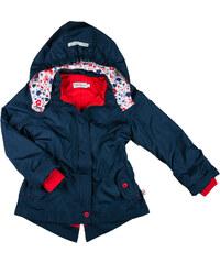 MMDadak Dívčí kabátek My Friends - tmavě modrý