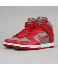 Nike WMNS Dunk Retro QS soft grey / univ red