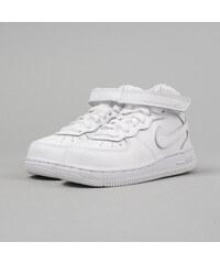 Nike Force 1 Mid (TD) white / white - white