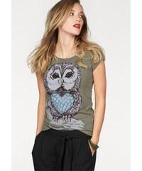 Damen T-Shirt AJC grün 32,34,36,38,40,42,44,46
