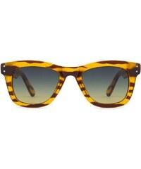 Sluneční brýle Komono Allen lined tortoise