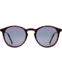 Sluneční brýle Komono Crafted Aston tortoise red