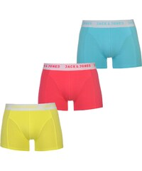 Boxerky Jack and Jones Bright 3 Pack pán.