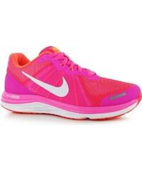 Sportovní tenisky Nike Dual Fusion X dám. růžová/bílá