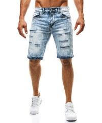 Originální jeansové kraťasy BRUNO LEONI 313