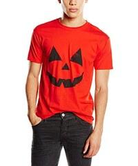Halloween Herren T-Shirt Halloween Original - Face