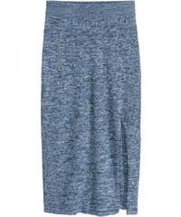 H&M Pletená pouzdrová sukně