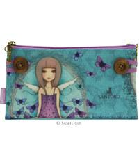 Santoro London - Školní penál (velký) - Mirabelle - Butterfly