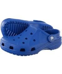 Crocs Dětské sandály Feat - modré