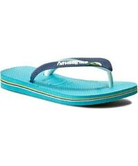 Žabky HAVAIANAS - Brasil Mix 41232060031 Blue