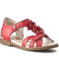 Sandály BARTEK - 66138-1AX Červená