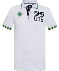 Gaastra Polo Brésil Hommes Polos blanc