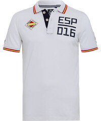 Gaastra Polo Espagne Hommes Polos blanc