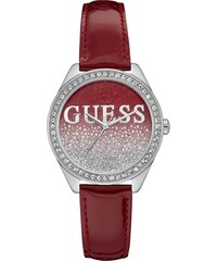 Montre Guess Glitter Girl - Rouge