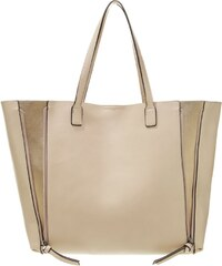 Anna Field Shopping Bag creme/gold
